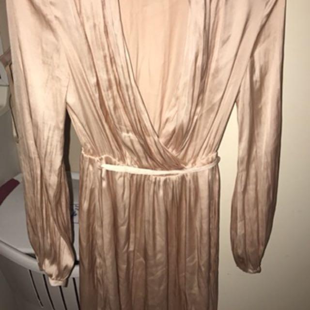 Bardot Silk Dress RRP $119