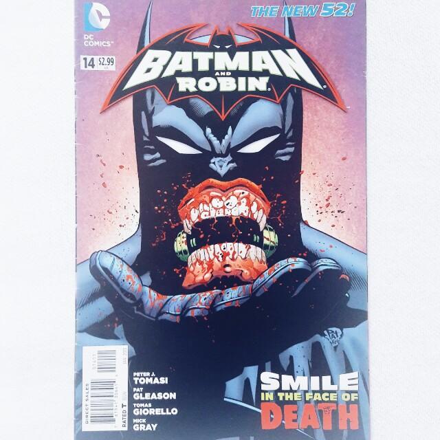Batman & Robin #14