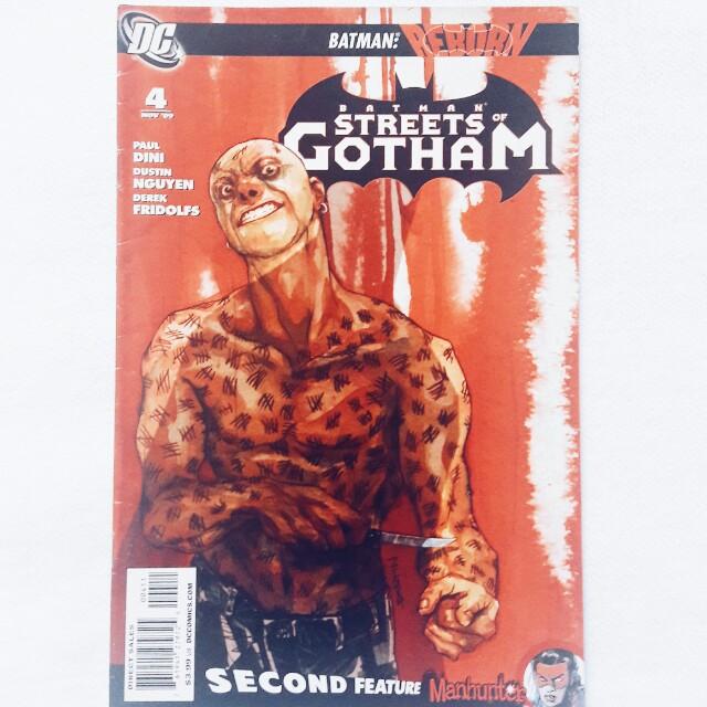 Batman Reborn #4