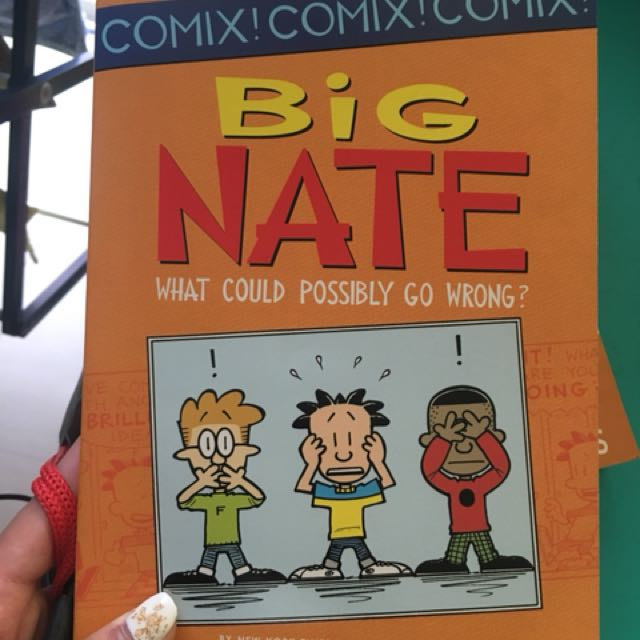Big Nate by Comix!