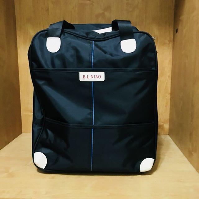 B.L.NIAO 雙輪輕便行李箱 19吋