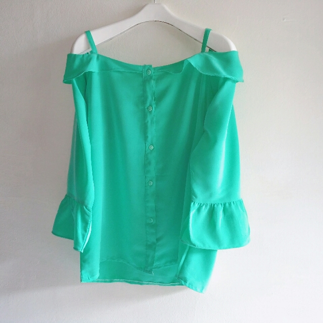 Blouse Korean Style Tosca Fit to XL