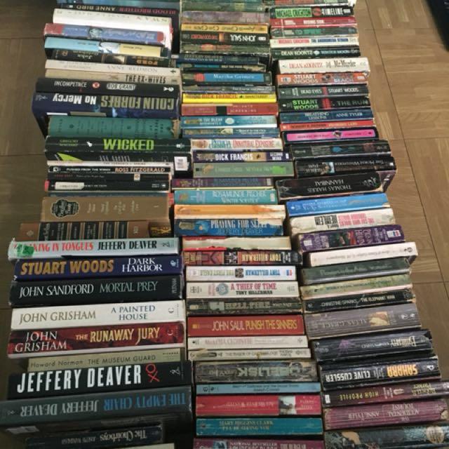 Book Sale Part 2