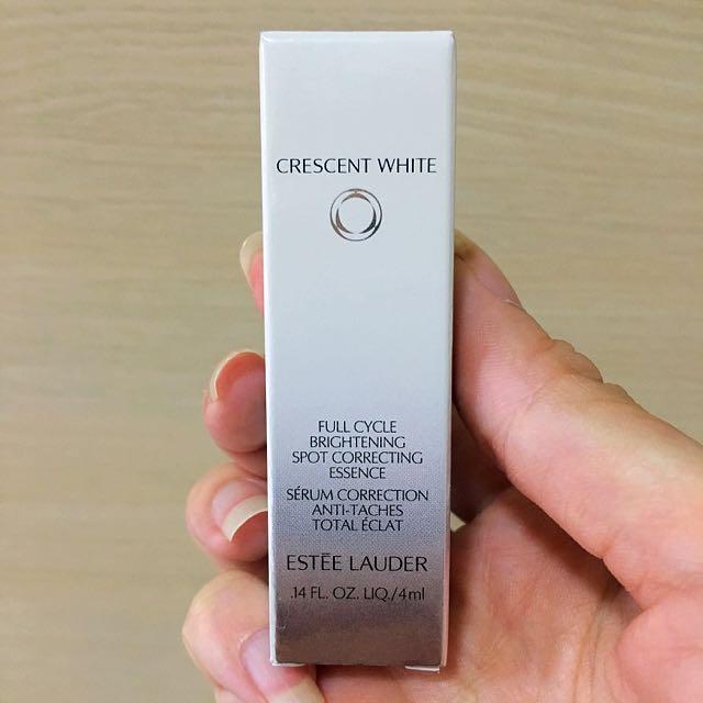 Brand New &. Sealed Estée Lauder Crescent White Full Cycle Brightening Spot Correcting Essence