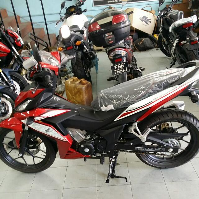 Brand New Honda RS150 For Sales, Motorbikes, Motorbikes