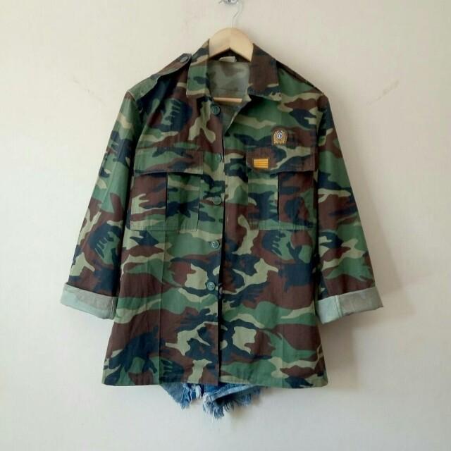 Camo outer / army
