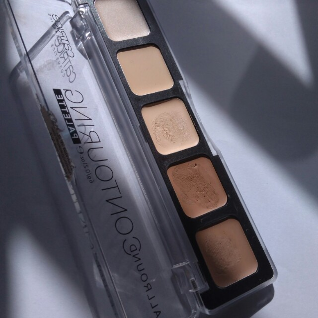 CATRICE ALL AROUND CONTOURING PALETTE