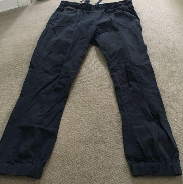 Chino navy pants