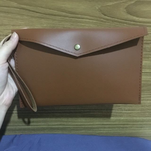 Chocolate Organizer Wallet