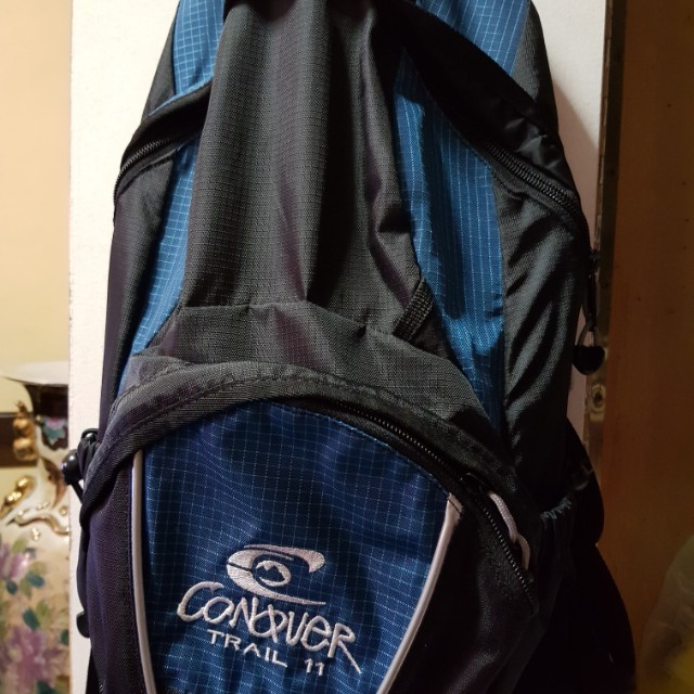 Conquer Trail 11 day hike backpack