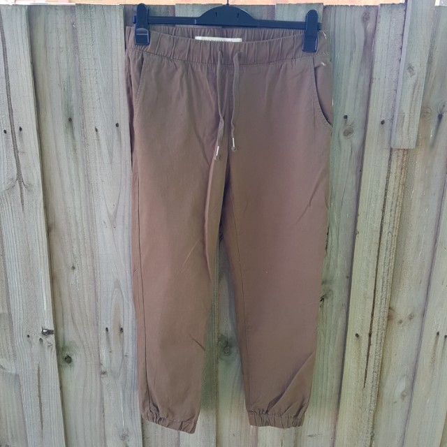 Cotton On Cuffed Chino Size M