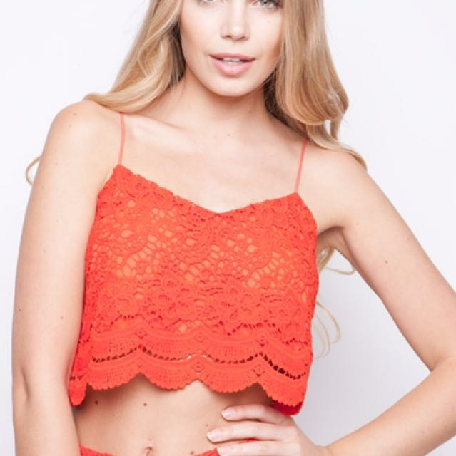Crochet Cami Top
