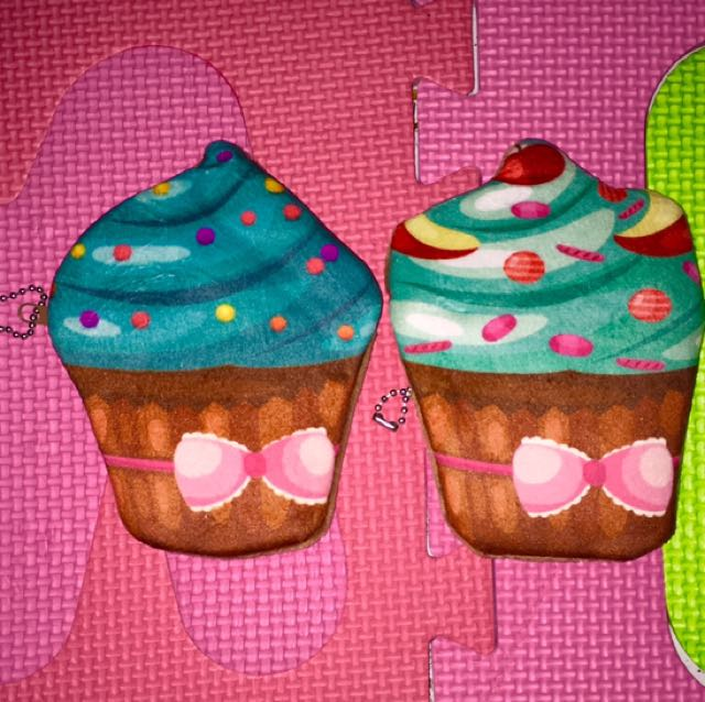 Cupcake Coin Purse