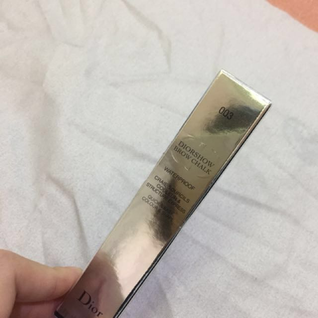 Dior防水眉粉筆 #003