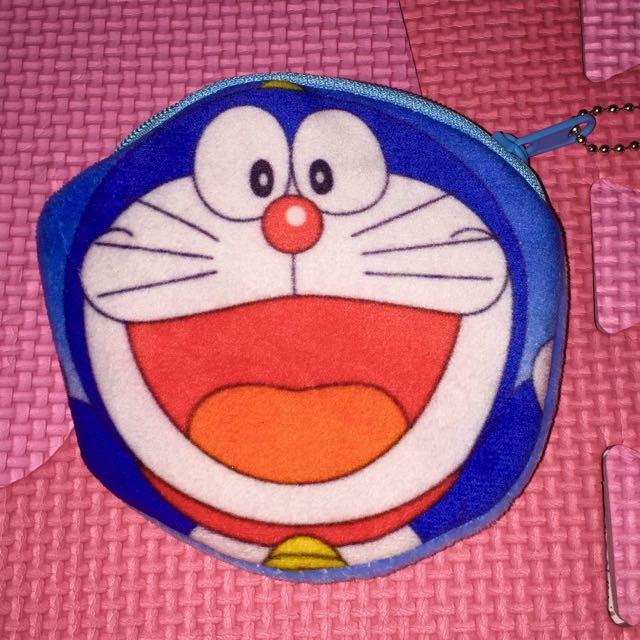 Doraemon Coin Purse