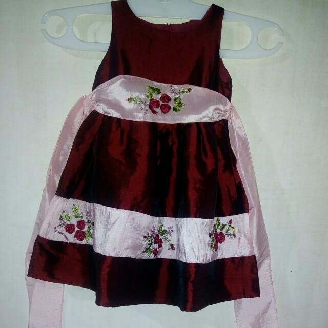 Dress 2-3th