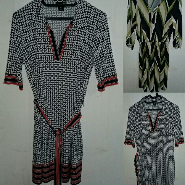 Dress sisa export