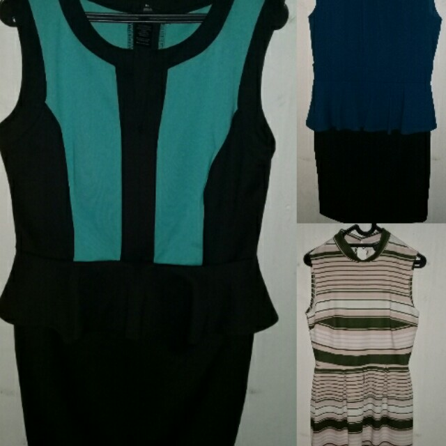Dress sisa export (new)