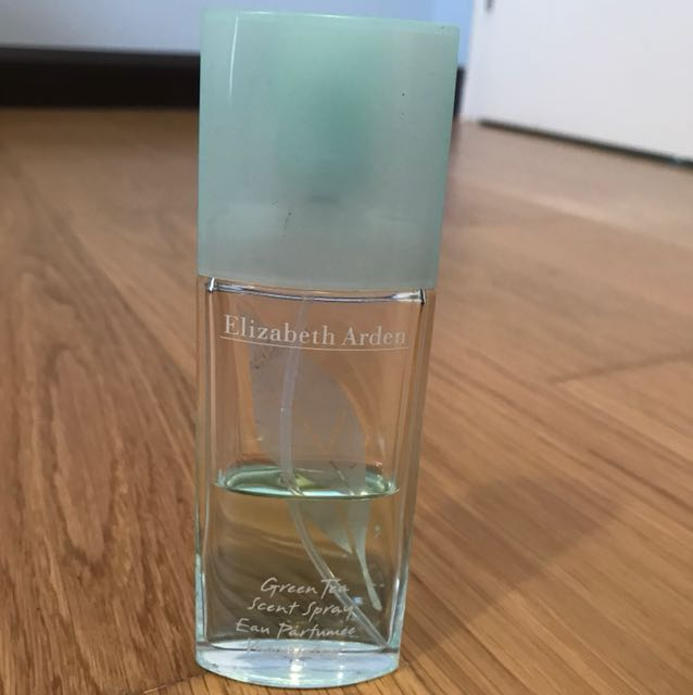 Elizabeth Arden green tea scent spray Eau parfumee vaporisateur