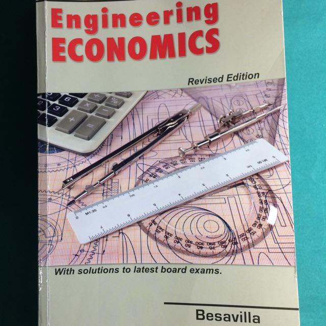 Engineering Economics by Besavilla