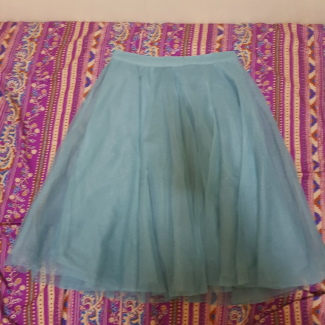 ESPRIT Minty Green Skirt