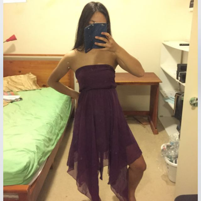 Fairy Purple Formal Dress