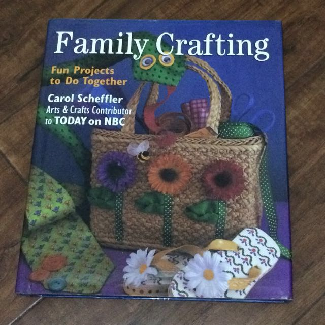 Family Craft Book