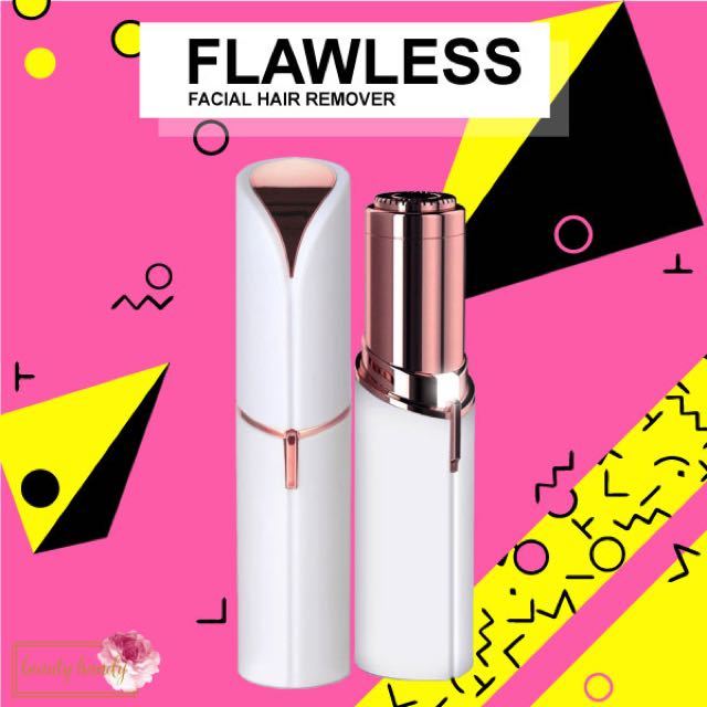 Flawless Instant & Painless Hair Remover