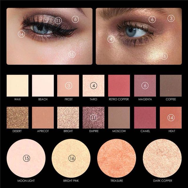 ... Eyeshadow Palettes Sephora Source KIT N5 &check Home Simply Profesional 12 Warna Source Focallure Your