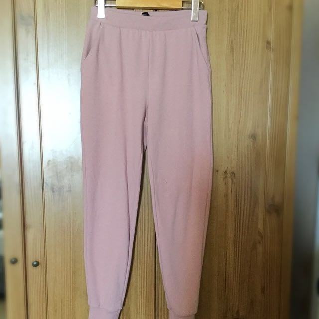 Forever 21 Size Small Pink Sweatpants