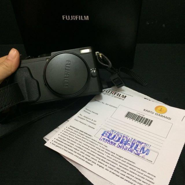 Fujifilm x70 GARANSI RESMI