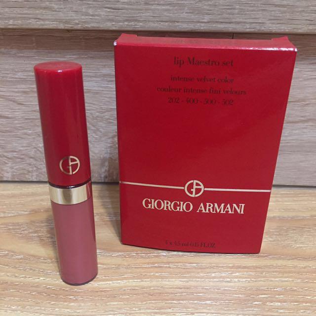GA Giorgio Armani 唇萃 500