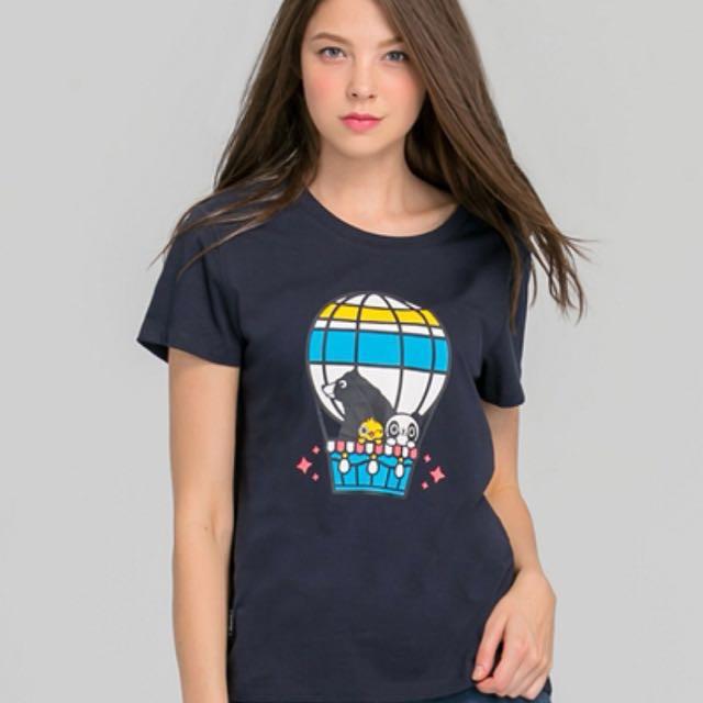 Giordano BOBxHPG T-shirt
