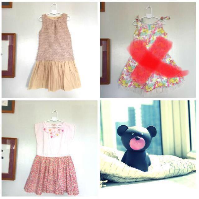 Girl's Branded Dresses Bundle P600 or P350ea