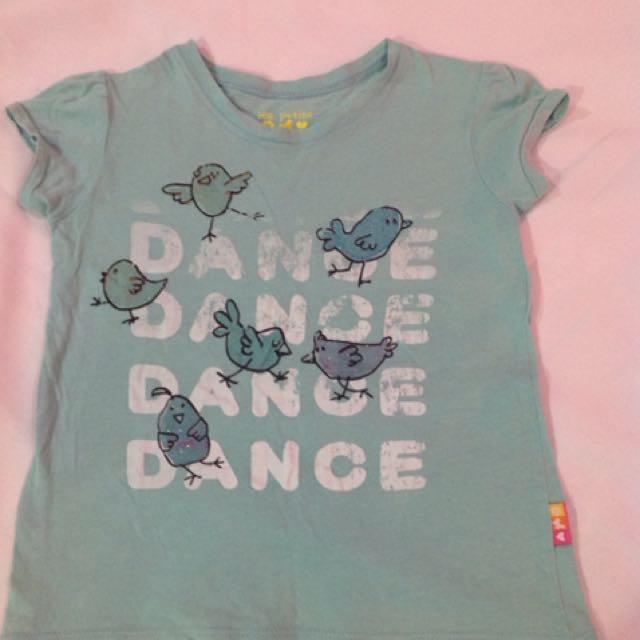 Girls Shirt (M)