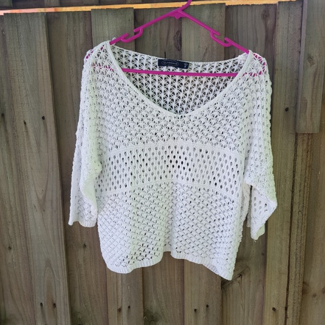 Glassons Cropped Top S