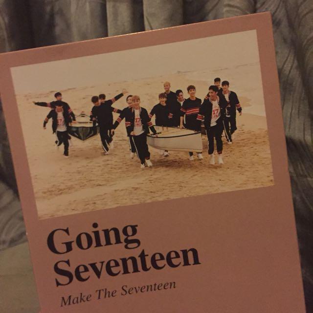 GOING SEVENTEEN (MAKE THE SEVENTEEN)