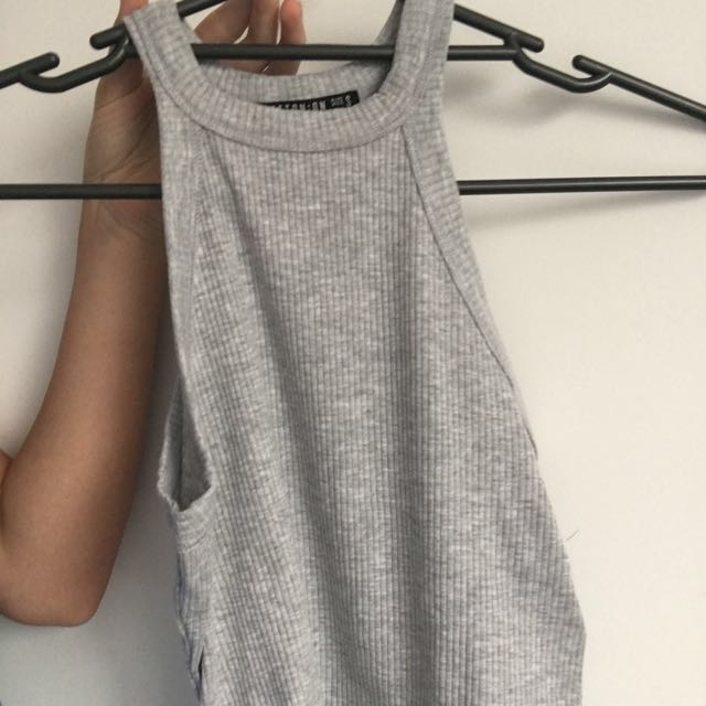 Grey Cotton On Top