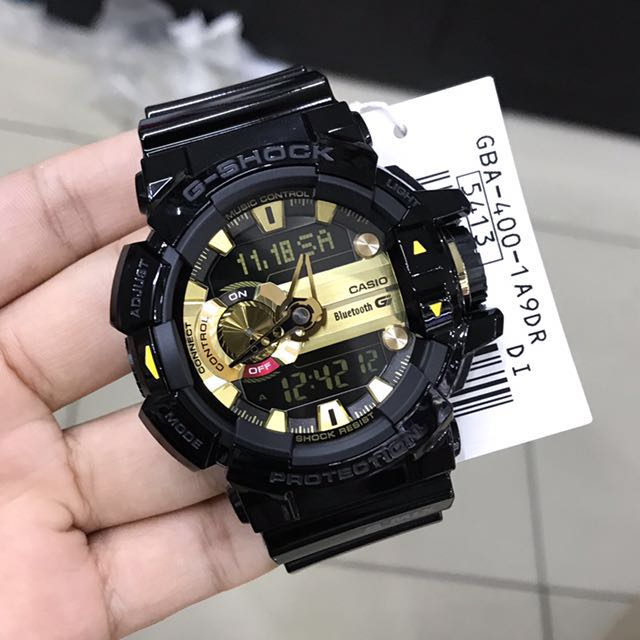 size 40 b1649 b18ea G-shock G-Mix GBA-400-1A9DR, Men's Fashion, Watches on Carousell