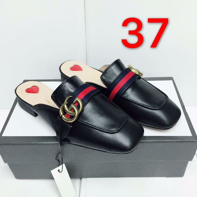 Gucci Leather Shoes SALE
