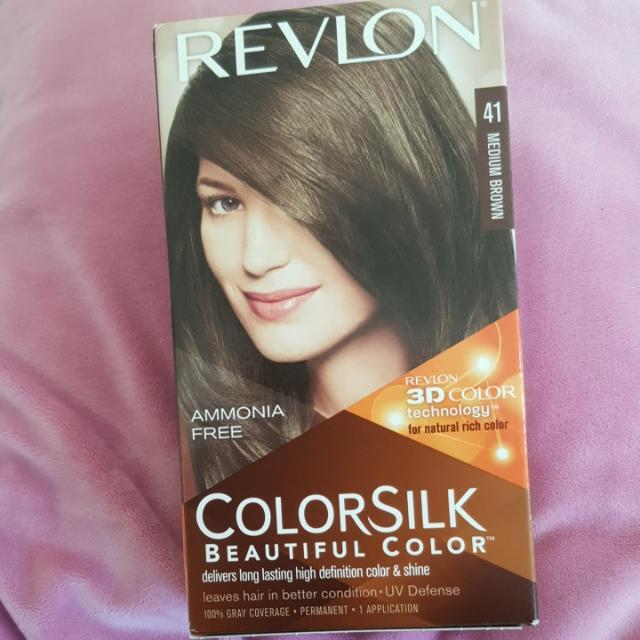 Halal Revlon Hair Color Health Beauty Hair Care On Carousell