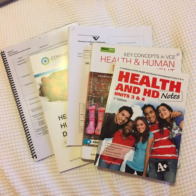 Health &a Human Development Textbook, Notes, Exams!