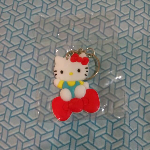 Hello Kitty吊飾 鑰匙圈