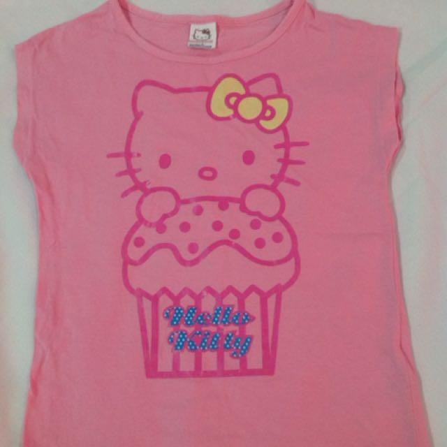 Hello Kitty Shirt (8 yrs.)