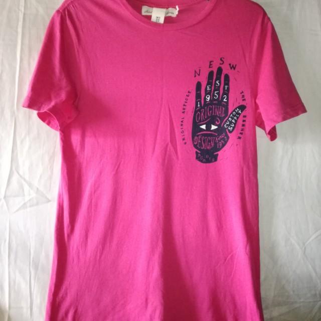 H&M Pink Shirt