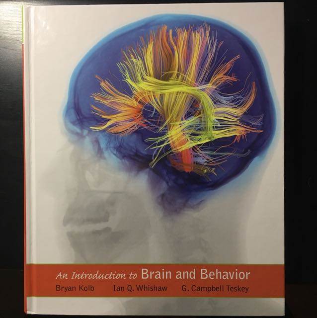 Hmb200- An introduction to Brain and Behaviour 5th ed. Bryan Kolb