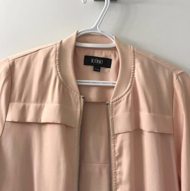 Icone Simons Jacket Blazer Coat