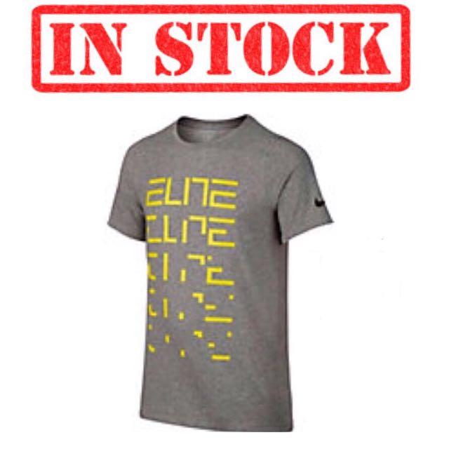 7c6c62e0 In Stock Nike Little Boys' Elite Dissolve T-Shirt Size : 6, Babies ...