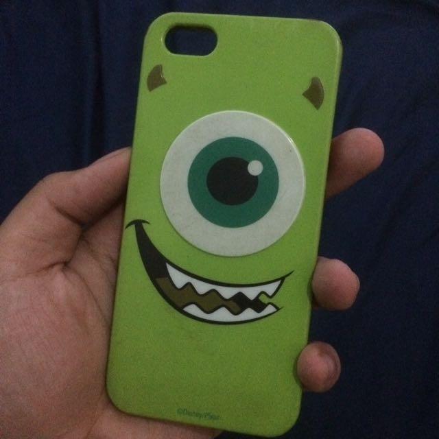Iphone 5s monster university case