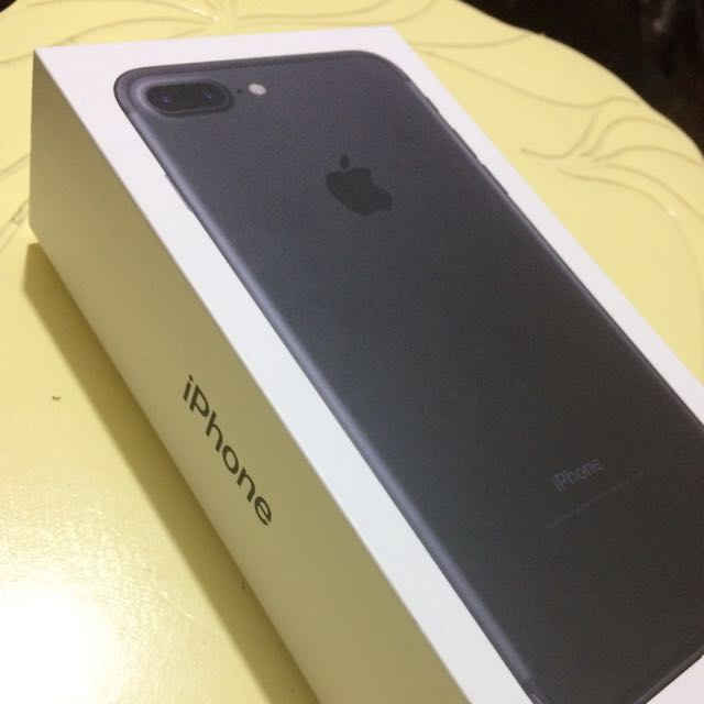 iPhone 7 Plus 32gb (Open line) Not GPP